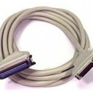 6ft IEEE-1284 Centronics 36 Male to MicroCentronics 36 Male Parallel Printer Cable