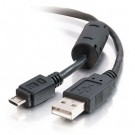 1m USB 2.0 A Male to Micro-USB B Male Cable (3.2ft)