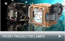 Front Projector Lamps